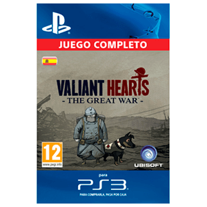 Valiant Hearts: The Great War (PS3)