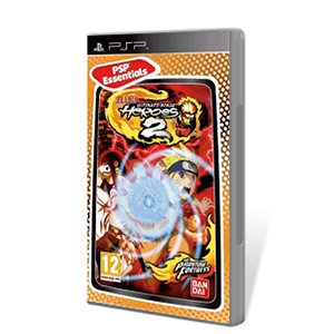 Naruto Ultimate Ninja Heroes 2 Essentials