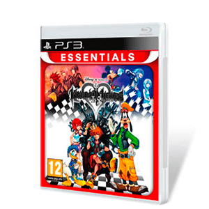Kingdom Hearts HD 1.5 ReMIX Essentials
