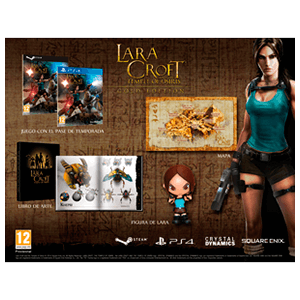 Lara Croft and the Temple of Osiris Edicion Coleccionista