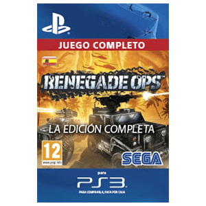 Renegade Ops - The Complete Edition