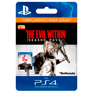 The Evil Within Season Pass (PS4)