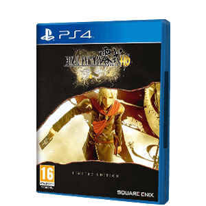 Final Fantasy Type-0 HD Edicion Limitada