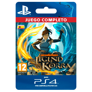 Legend of Korra (PS4)