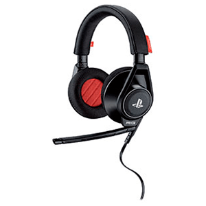 Auriculares Plantronics Rig Negros PS4-PS3-PSV