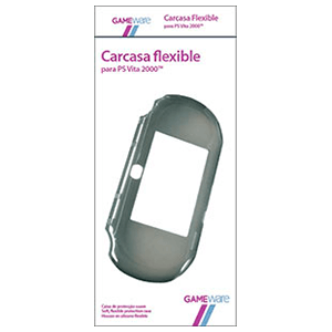 Carcasa flexible para PSV 2000 GAMEware