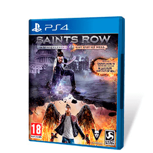 Saints Row IV Re-Elected+Gat Out of Hell