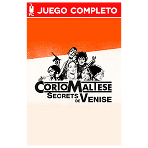 Corto Maltese, The Secrets of Venice