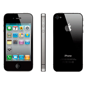 iPhone 4 16Gb (Negro) - Vodafone -