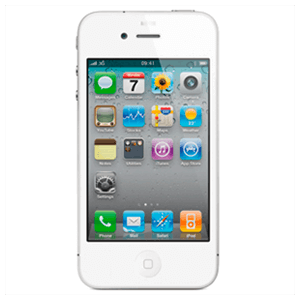 iPhone 4s 16Gb (Blanco) - Libre -
