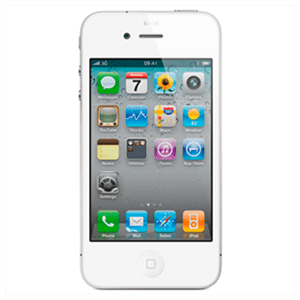 iPhone 4s 8Gb (Blanco) - Libre -
