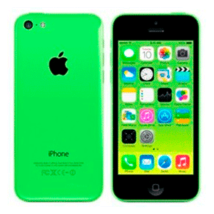 Iphone 5c 16Gb (Verde) - Libre -