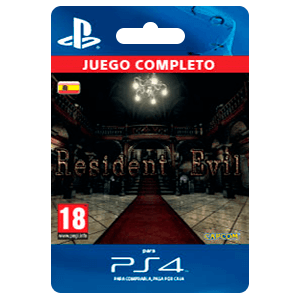 Resident Evil HD (PS4)