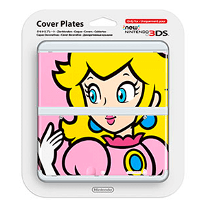 New 3DS Carcasa: Peach