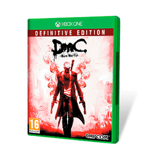DMC (Devil May Cry) Definitive Edition