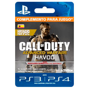 Call of Duty: AW Havoc DLC (PS3/PS4)