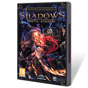 Shadows Heretic Kingdoms: Collector's Edition