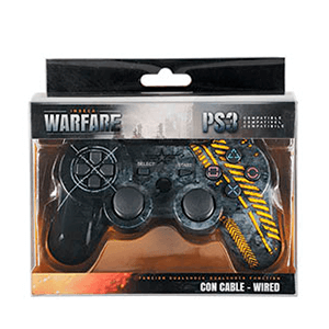 Controller con Cable Indeca Warfare