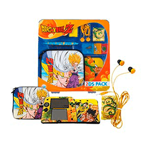 Pack Accesorios Dragon Ball Z para 2DS