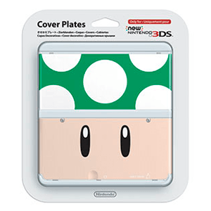 New 3DS Carcasa: Toad Verde