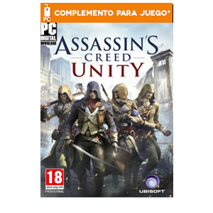 Assassin's Creed Unity - DLC 3 - Secrets of the Revolution ULC Pack