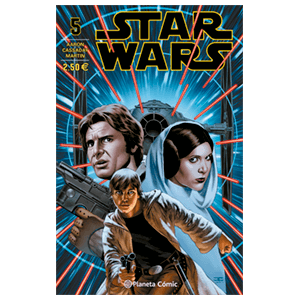 Comic Star Wars nº 5