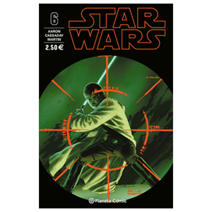 Comic Star Wars nº 6
