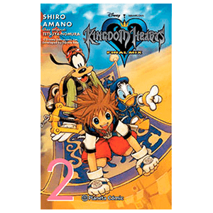 Kingdom Hearts Final Mix nº 2