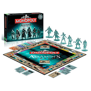 Monopoly Assassin´s Creed