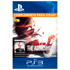The Evil Within: The Assignment (PS3)