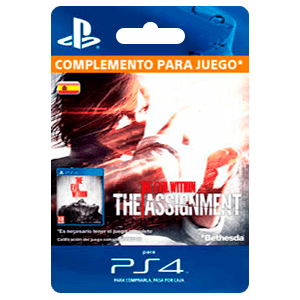 The Evil Within: The Assignment (PS4)