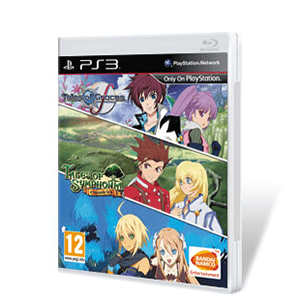 Tales of Graces F & Tales Of Symphonia Chronicles