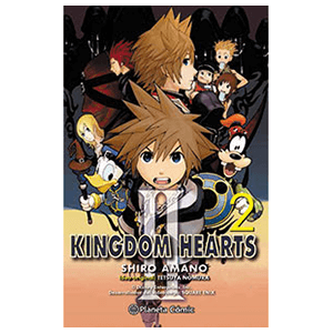 Kingdom Hearts II nº 2