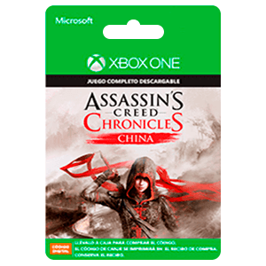 Assassin's Creed Chronicles - China (XONE)