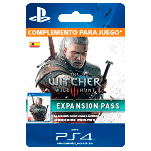 The Witcher 3: Wild Hunt (Expansion Pass) (PS4)
