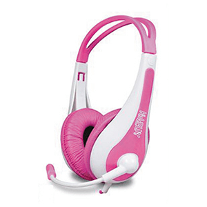 Pink Stereo Gaming Headset Official Sony 4 gamer