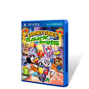 Looney Tunes Galactic Games