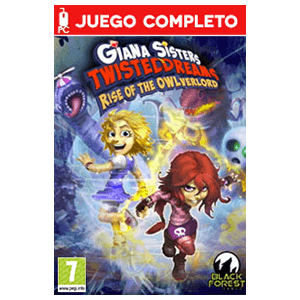 Giana Sister's: Twisted Dreams Rise Owlverlord