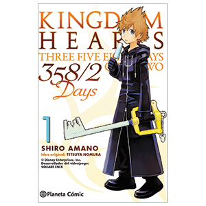 Kingdom Hearts 358-2 Days nº 1