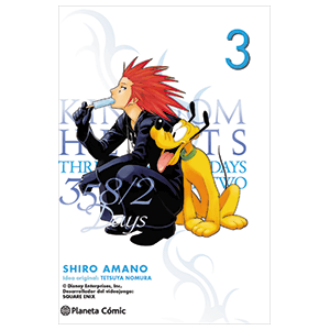 Kingdom Hearts 358-2 Days nº 3