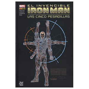 Deluxe. Iron Man: Las Cinco Pesadillas