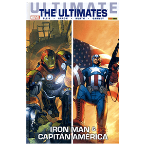 Ultimate nº 58. Iron Man & Capitán América