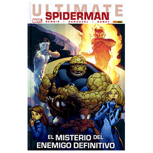 Ultimate nº 59. Spiderman: El Misterio del Enemigo