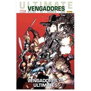 Ultimate nº 65. Vengadores: Vengadores vs Ultimate