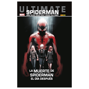Ultimate nº 66. Spiderman: La Muerte de Spiderman.