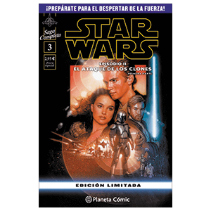 Comic Star Wars: Episodio II (Parte 1)