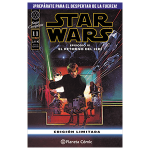 Comic Star Wars: Episodio VI