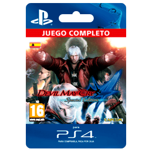 Devil May Cry 4: Edicion Especial (PS4)
