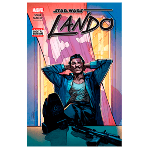 Comic Star Wars: Lando nº 1