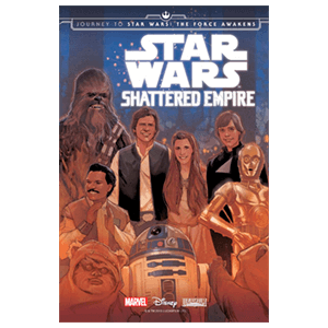 Comic Star Wars: Shattered Empire nº 1
